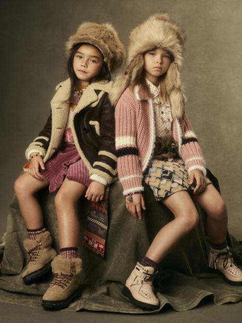 ZARA Kids Editorial